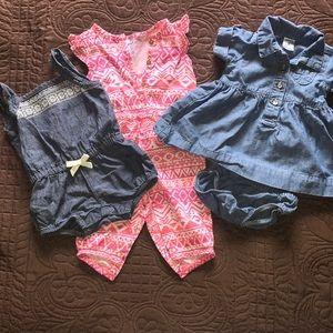 3 month baby girl bundle